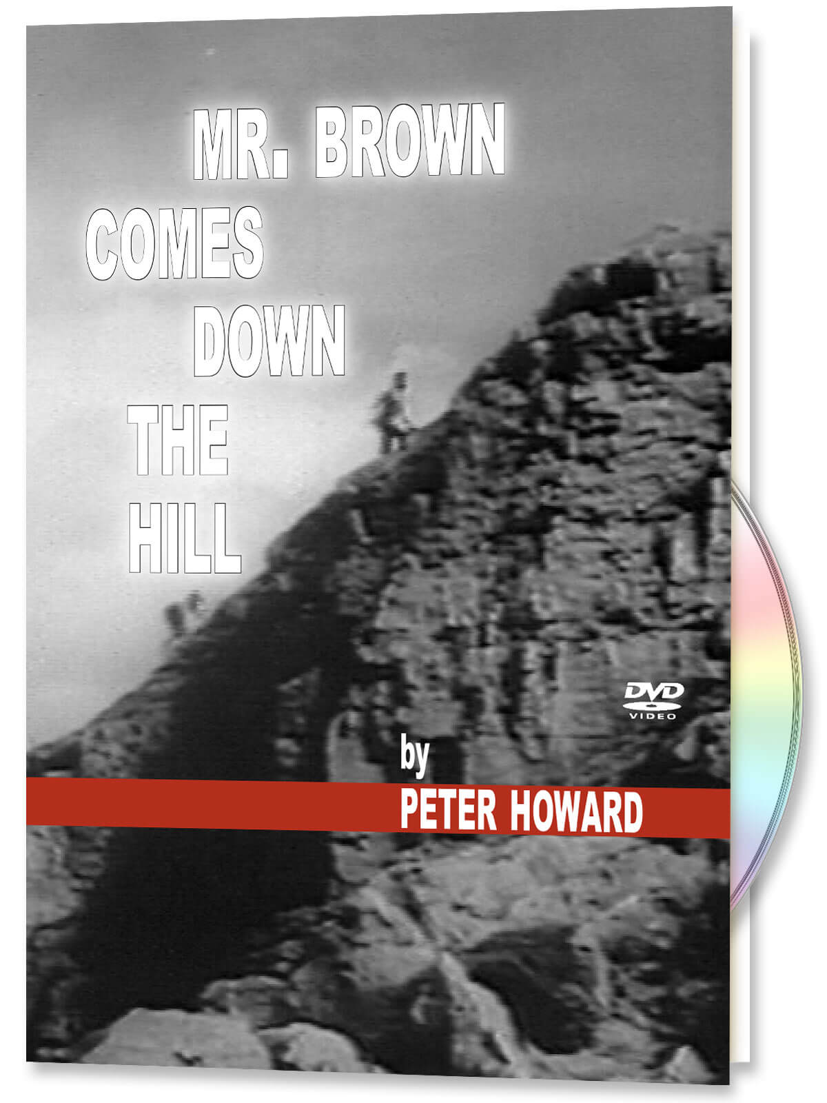 Mr. Brown comes down the Hill