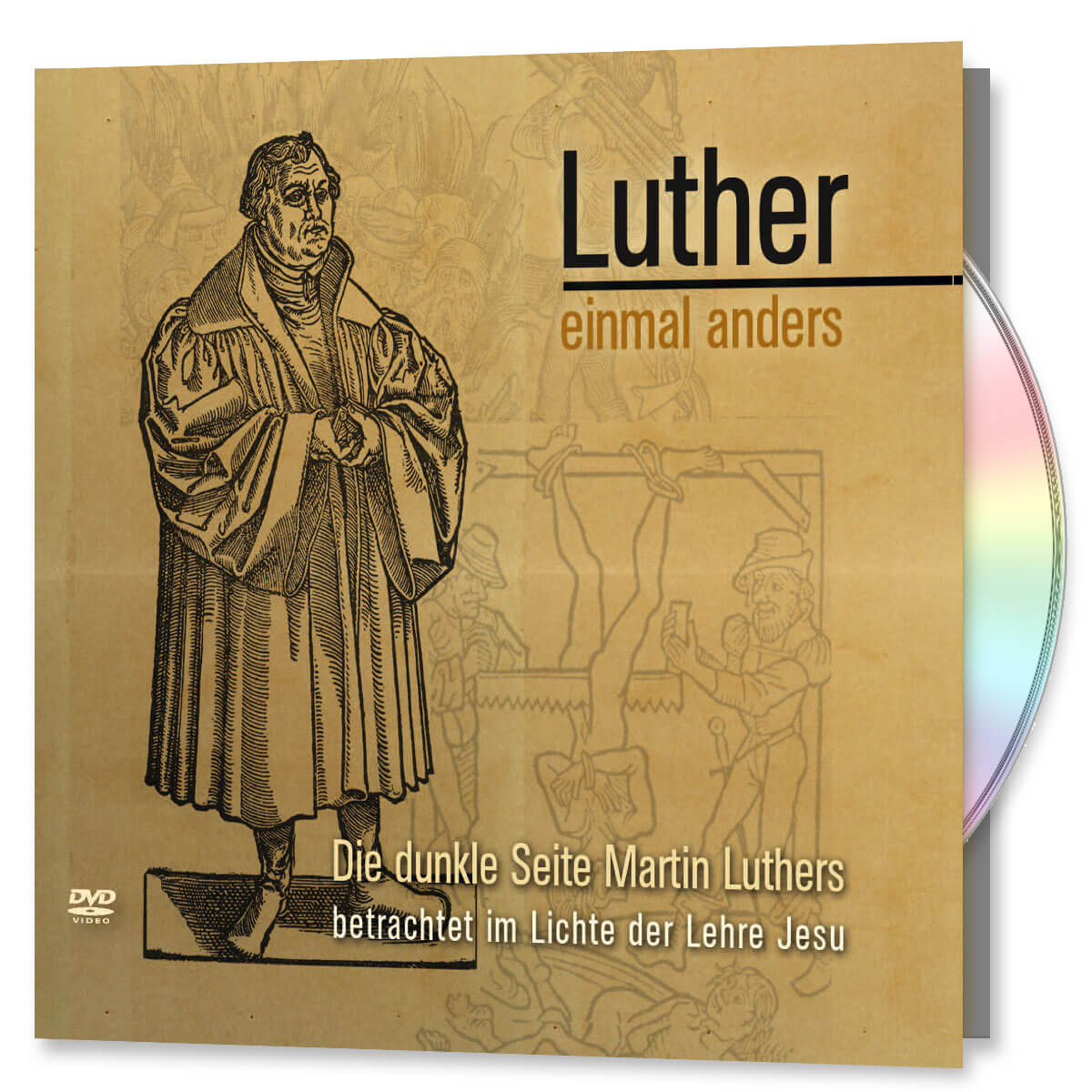 Luther einmal anders
