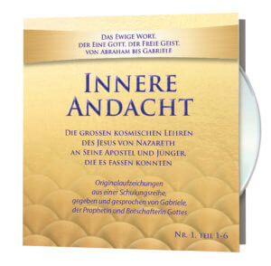 Hörbuch<br>Innere Andacht Nr.1