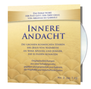 Hörbuch<br>Innere Andacht Nr. 2