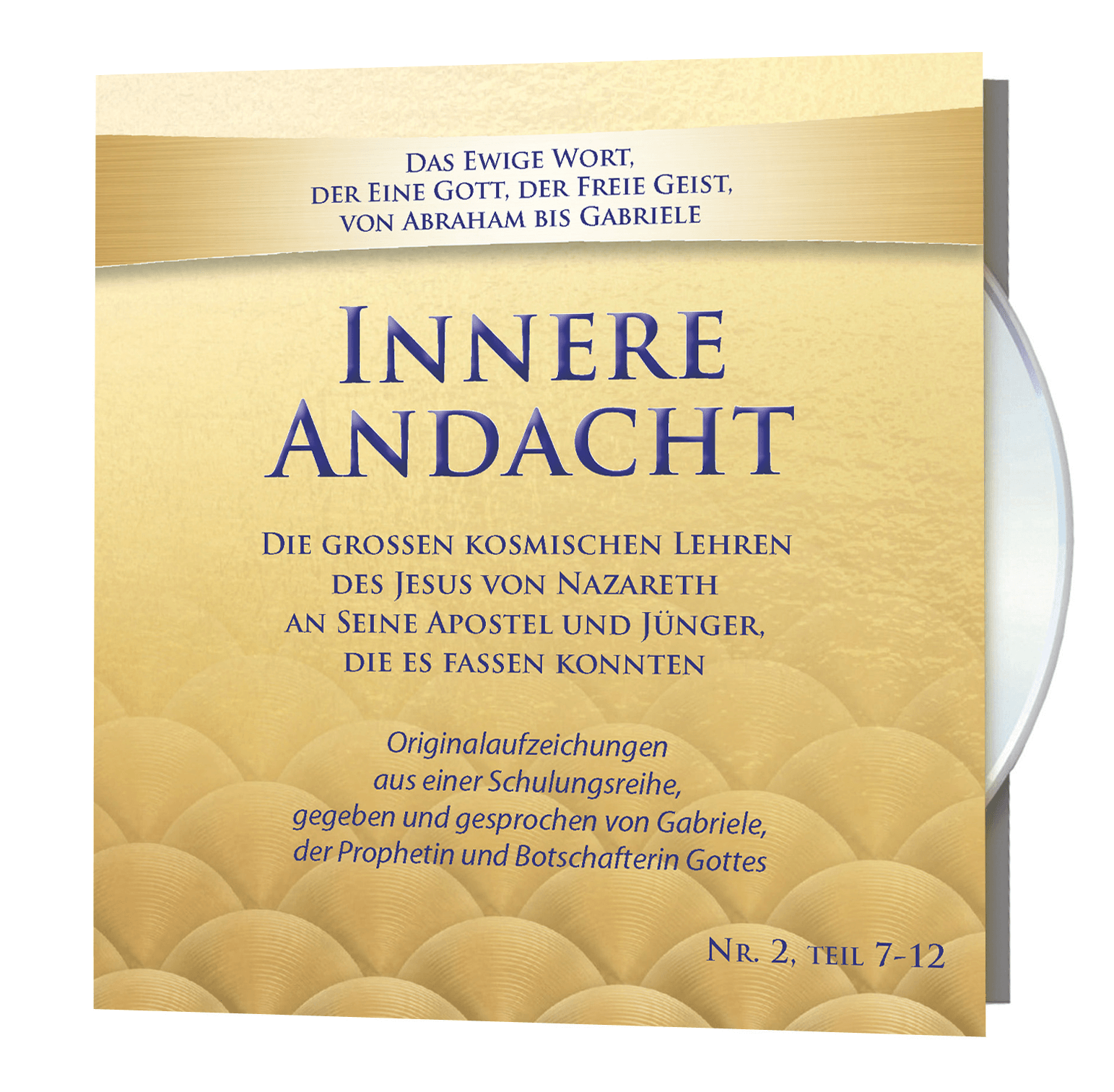 Hörbuch Innere Andacht Nr. 2