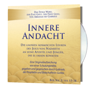 Hörbuch<br>Innere Andacht Nr. 3