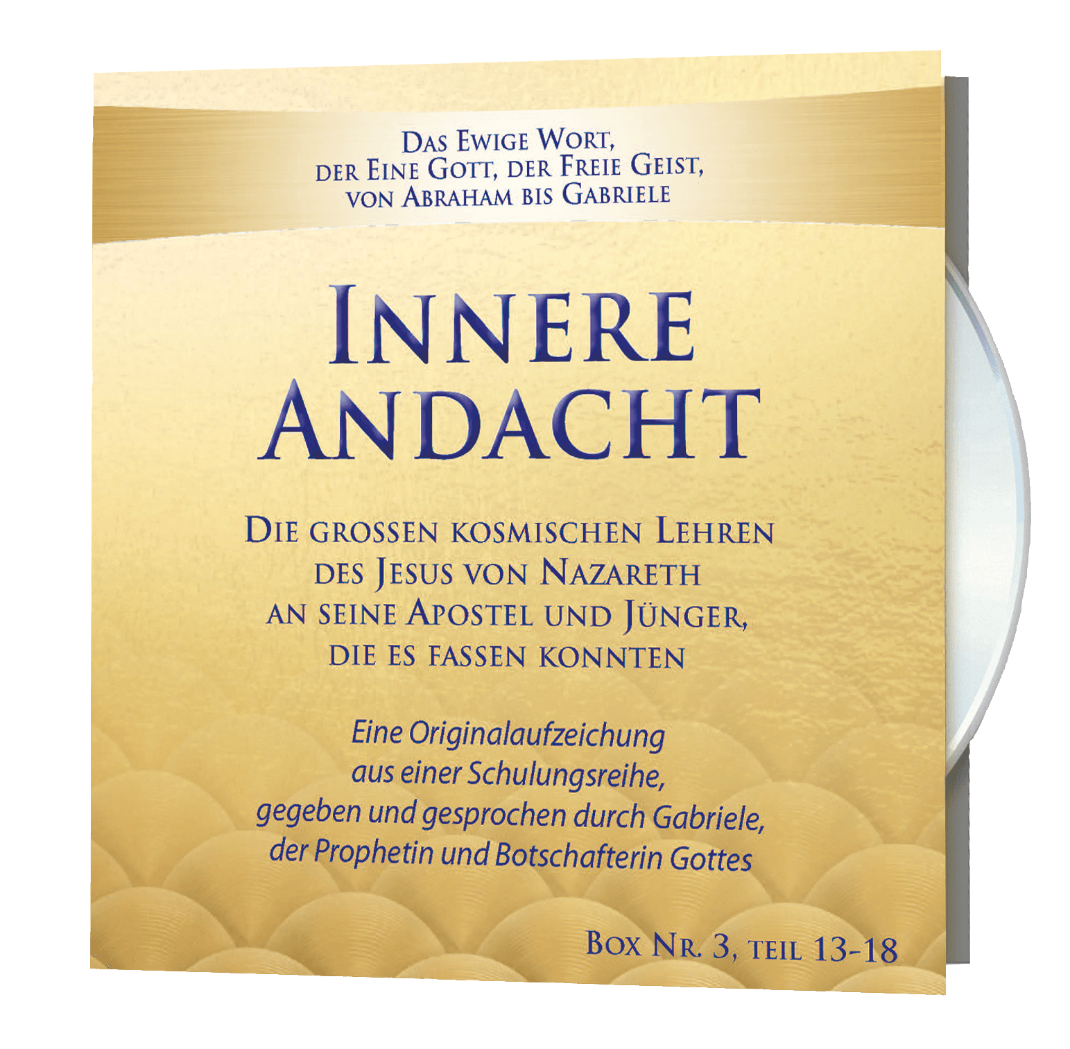 Hörbuch Innere Andacht Nr. 3
